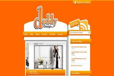 Beautiful Orange Websites