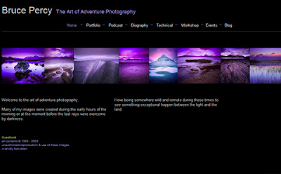 Beautiful Photography Websites