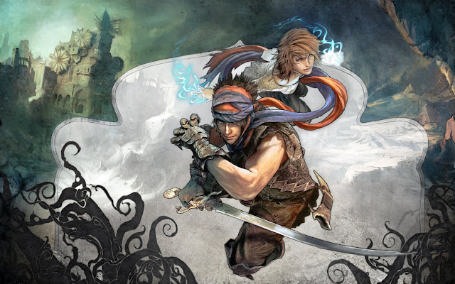 Prince of Persia sand of time