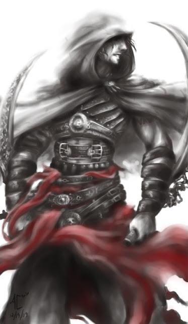 The Prince of Persia by Nanaga