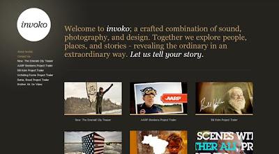 Amazing Minimalist Website Designs