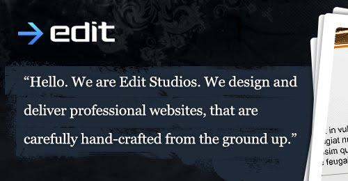 edit studio design