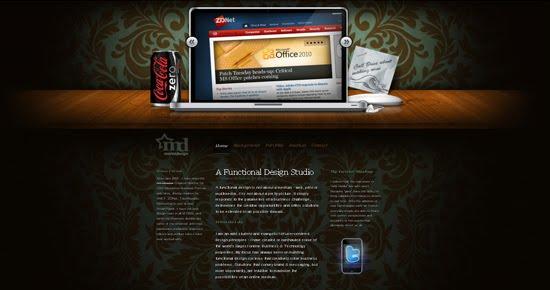 Visual Design Portfolio of Marc Mendell