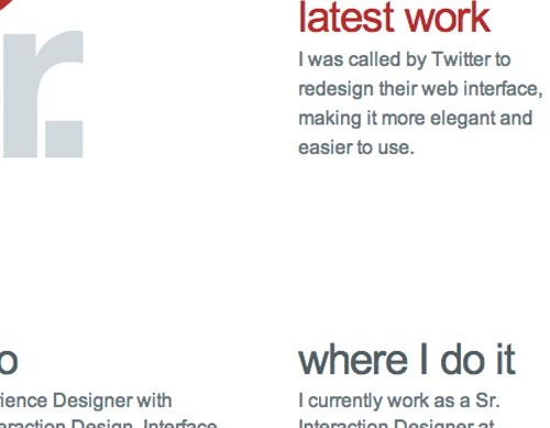 10 Principles For Readable Web Typography