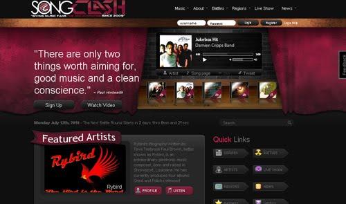35 fresh examples of creative web design