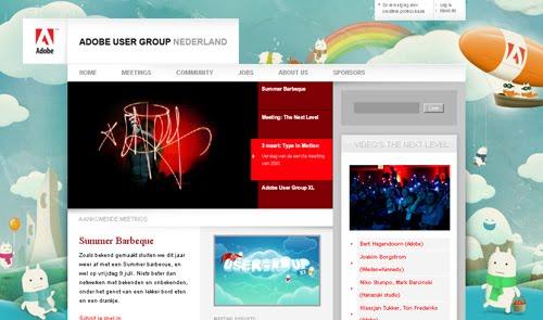 Vereniging Adobe User Group Nederland