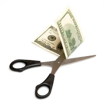 Cortar Dinero