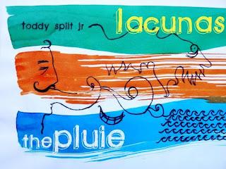 toddy split jr Lacunas Pluie