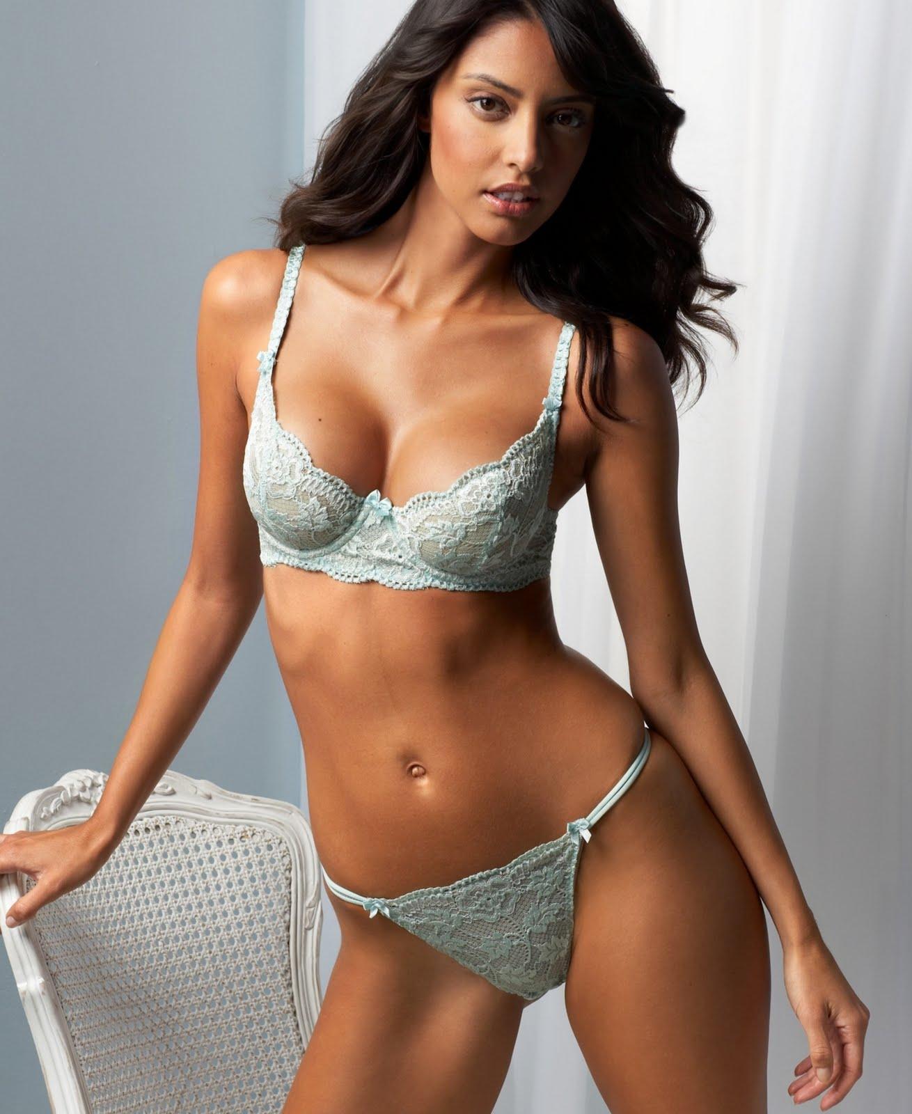 Female mexican bikini models