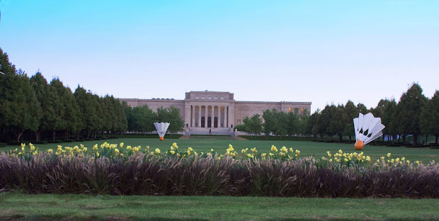 Bill' Nelson-atkins Museum Of Art With