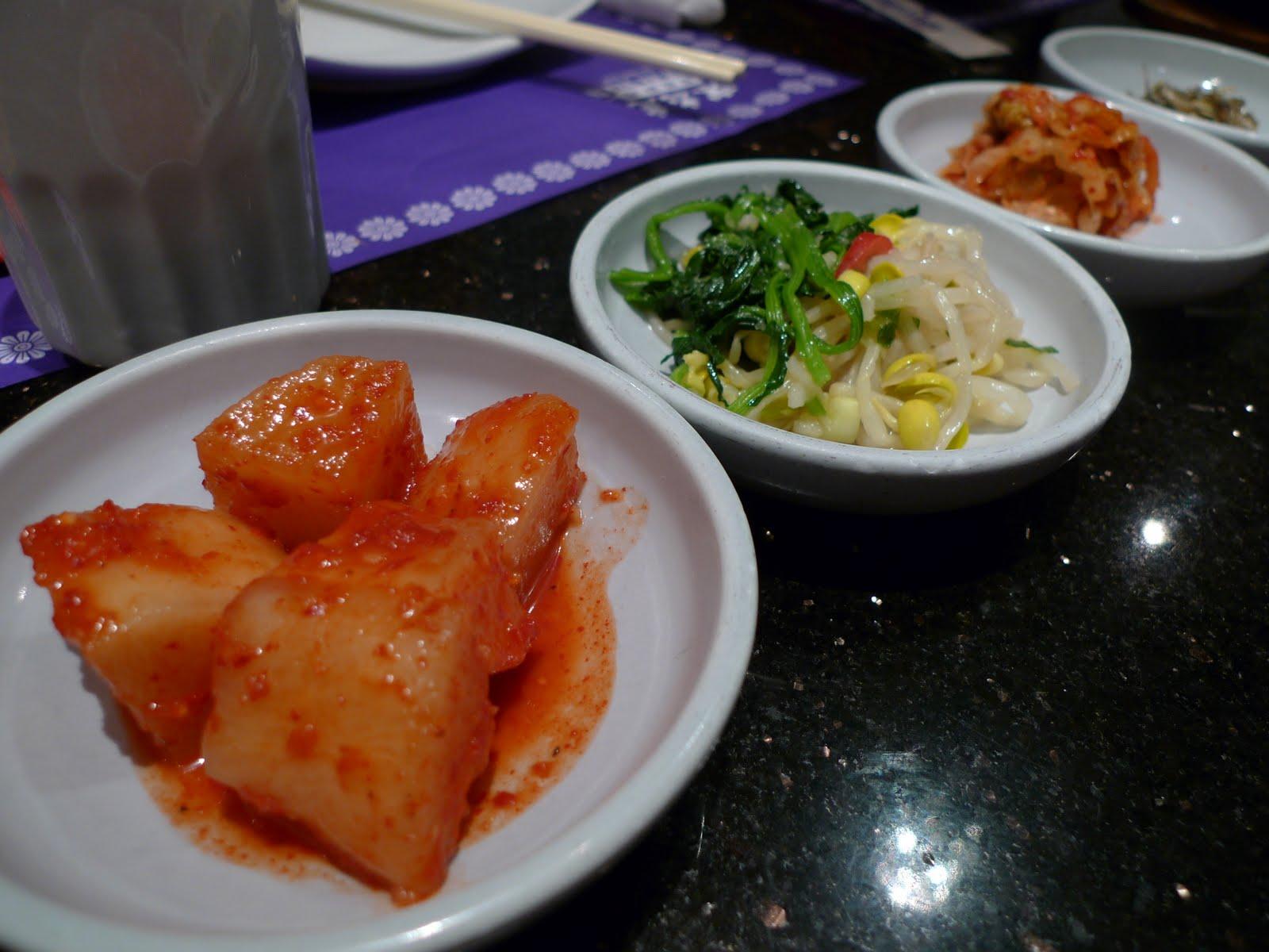 KC賞味隨筆: 梨花苑韓國料理 ~ 喜歡這個地方