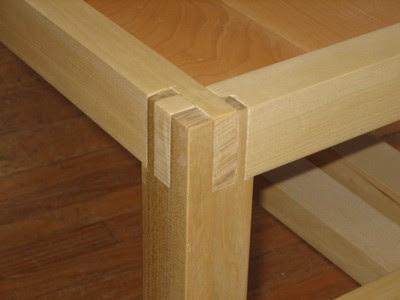 Thuja Custom Furniture Poplar Joints And Uwe Senka