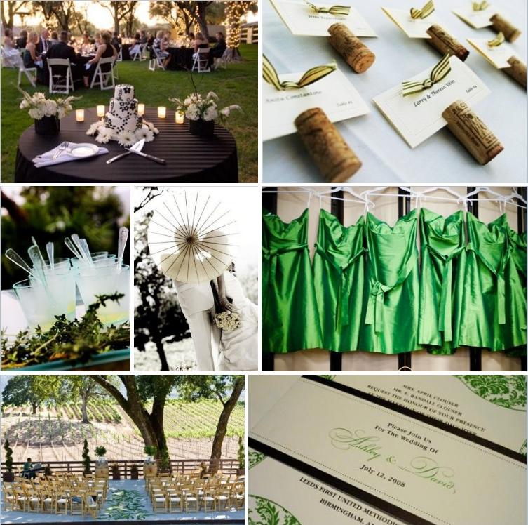 Vineyard Wedding: Sparkling Events & Designs