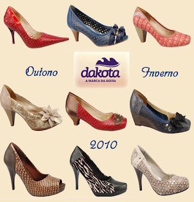 6283873ba Você escolha a ocasião, e a Dakota dá dicas de como você pode montar um  look com os sapatos Dakota para a ocasião ...