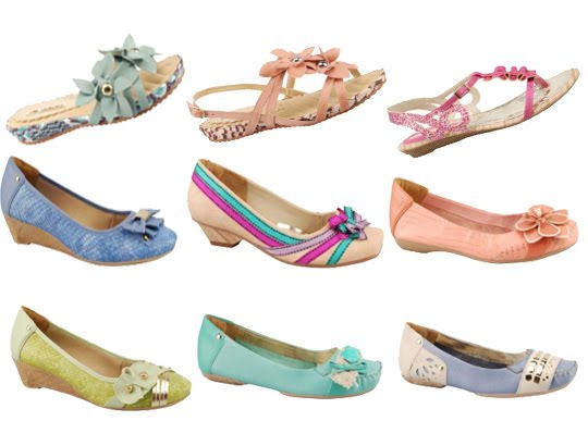 coleção dakota calçados 2011