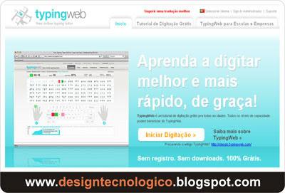 Curso digitação online grátis