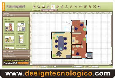 planta casa online
