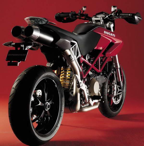 AUTO CARS PROJECT: Ducati Hypermotard 1100S