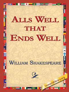 alls well that ends well book cover