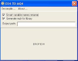 декомпилятор ex4 в mq4 онлайн