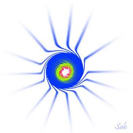 Ilustração de Sah Elizabeth