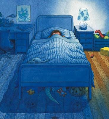 El gato azul prusia nos hemos mudado a - Lo trovi sotto il letto ...