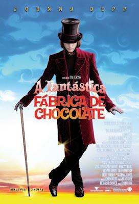 Baixar Filme A Fantástica Fábrica de Chocolate - Dublado