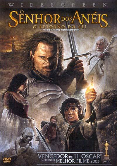 Baixar Filme O Senhor dos Anéis - O Retorno do Rei - Dublado