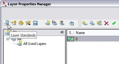 The Architect's Desktop: Layer Standards in AutoCAD® Architecture