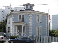 Octagon House Museum in San Francisco
