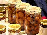 汉普斯特德盖尔店的泡菜罐