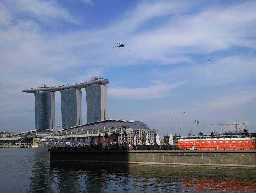 ~ Kite Festival - The Promontory @ Marina Bay ...