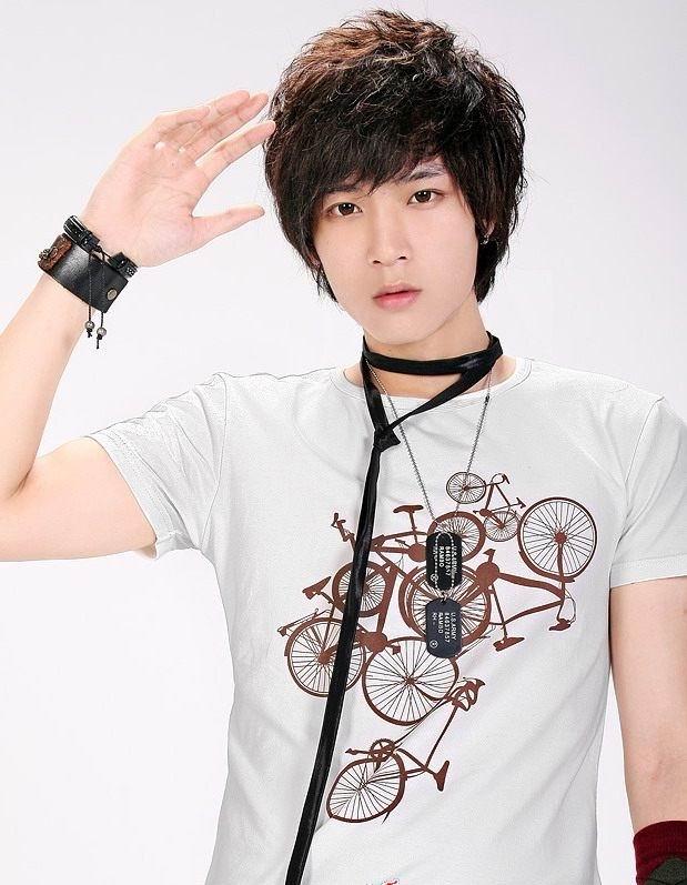 Short Korean Hairstyle For Men 2013 Hairstyle