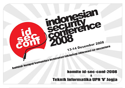 IDSecConf 2008