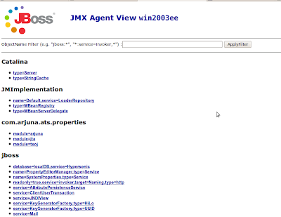 Hacking Unprotected JBOSS JMX Console Installations Carnal0wnage