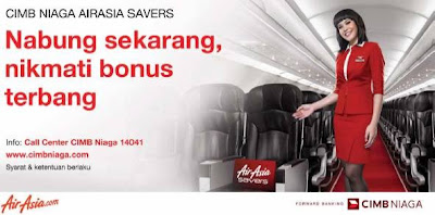 The Traveling Cow Cimb Niaga Airasia Savers Save Now And Enjoy Your Fly Bonus