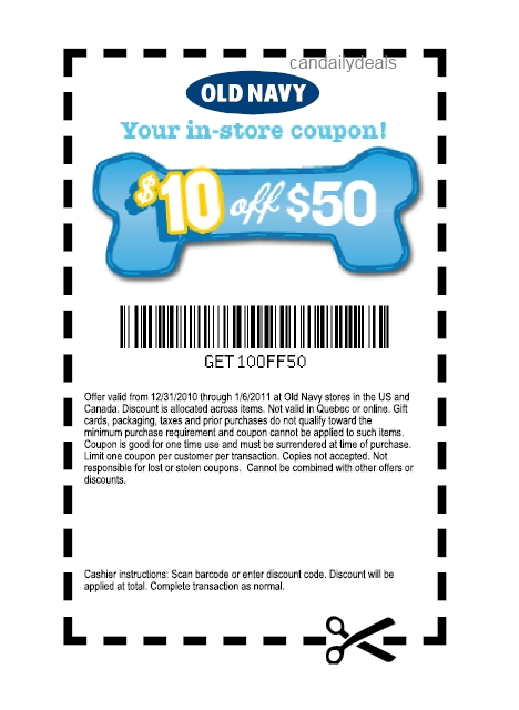 Old Navy Coupon Codes 45 Coupons $10 Average savings Old Navy is a favorite among many shoppers for their fashionable yet affordable clothing for every member of the family/5.