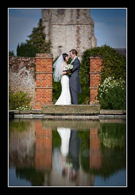 I Had The Pleasure Of Photographing Hannah And Matt S Yesterday At St Nicholas Church Ash Goodnestone Park Gardens Weather Forecast Was For Sunny