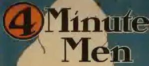 4 four minute men cpi committee for public information propaganda bernays