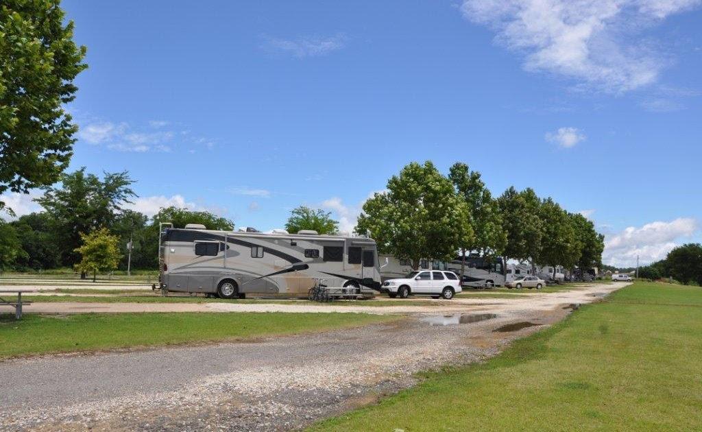 Griffin Rving Tom Sawyer Campground West Memphis Arkansas