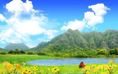 Resultado de imagem para uma bela paisagem