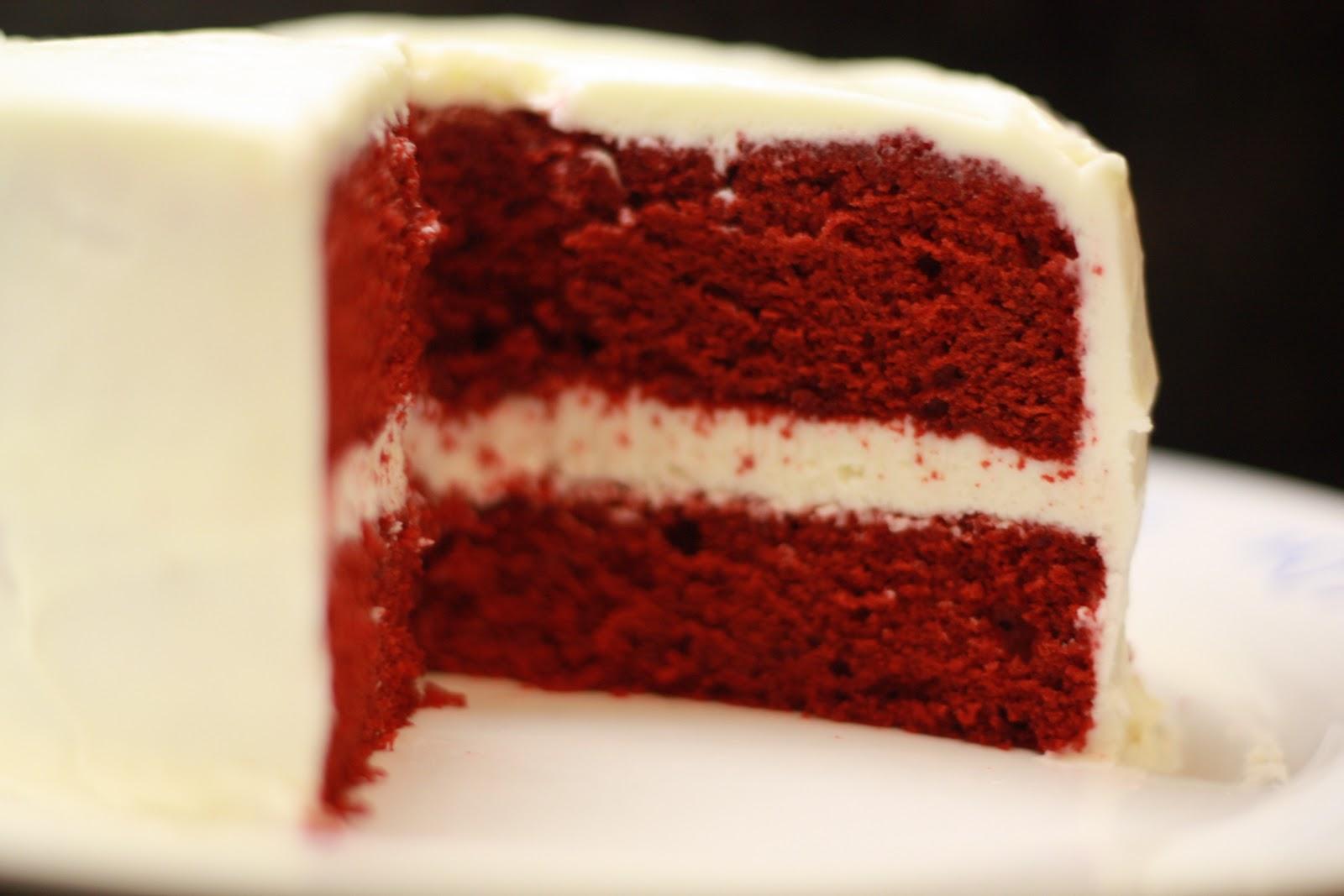 Becca S Blue Bakery Red Velvet Cake