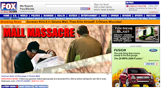 Omaha City Weekly Media Watch: The Westroads Shooting