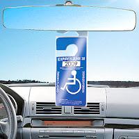 Handicap.tag.car