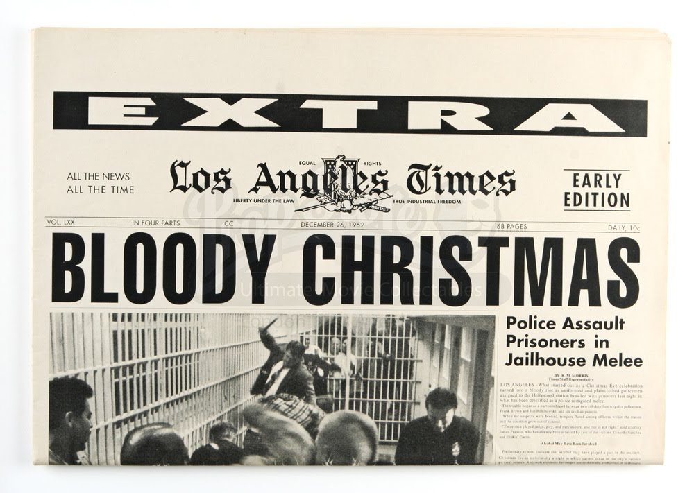 Bloody Christmas 1963.A Mythical Monkey Writes About The Movies That S Typing