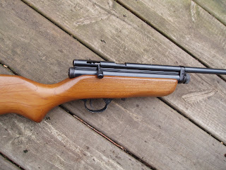 Another Airgun Blog: Derrick's Crosman 180 Repair Part 1