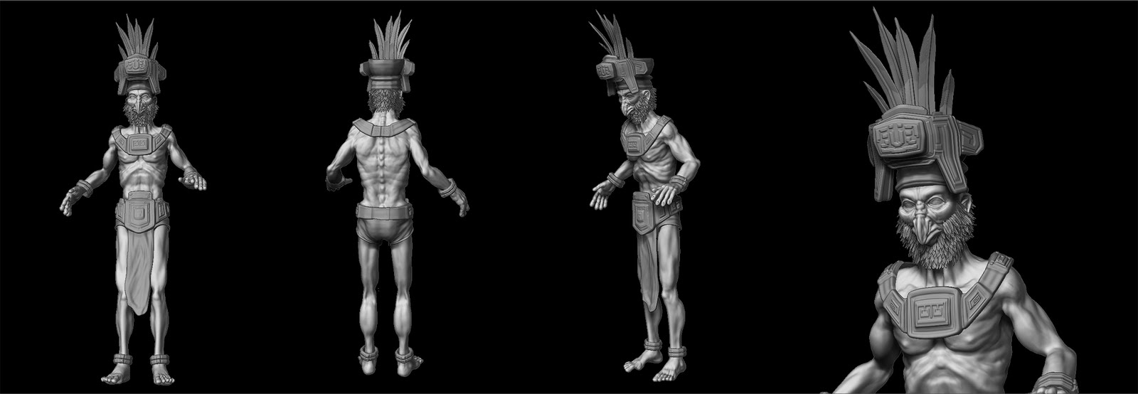 Mayan God of Death pt ...