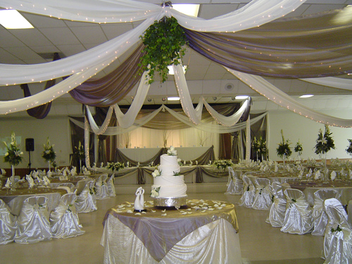 Wedding And Party Decorations Pictures