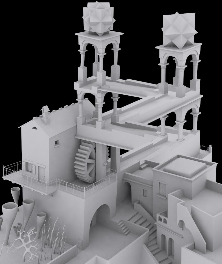 Artifex Design: 3DModel #005