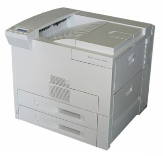 Imprimante HP Laserjet 8100 series